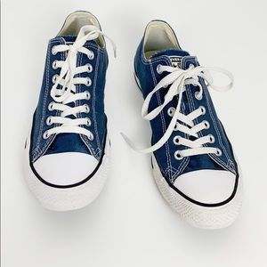 Men's Chuck Taylor All Star Converse in Navy Blue